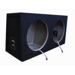 Necom NED1212.2 - 2x 12 inch - 2x 30 liter