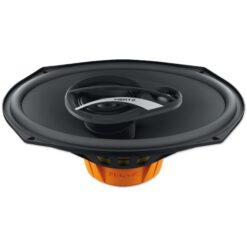 Hertz DCX570.3 speakers