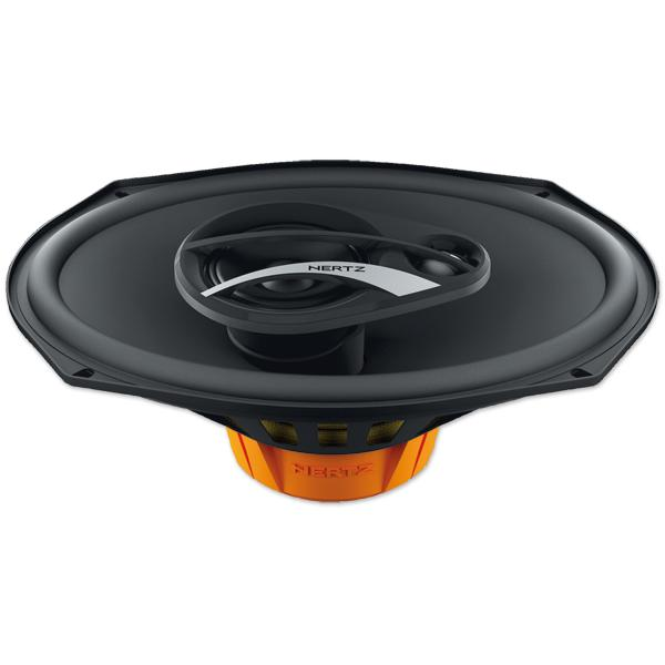 Hertz DCX570.3 speakers