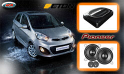 Kia Picanto Audio Upgrade Soundsystem 2