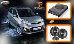 Kia Picanto Audio Upgrade Soundsystem 3