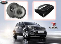 Kia Rio Audio Upgrade Soundsystem 1