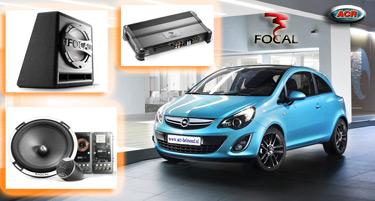 Opel Audio Upgrade Soundsystem 3