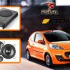 Peugeot 107 Audio Upgrade Soundsystem 4
