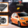 Peugeot 107 Audio Upgrade Soundsystem 3