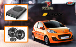 Peugeot 107 Audio Upgrade Soundsystem 3