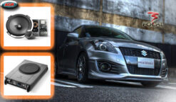 Suzuki Swift Audio Upgrade Soundsystem 2