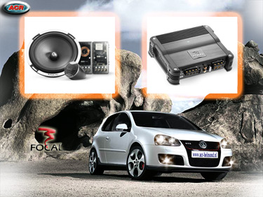 VW Audio Upgrade Soundsystem 1