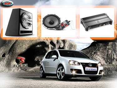 VW Audio Upgrade Soundsystem 3