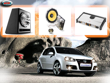 VW Audio Upgrade Soundsystem 5