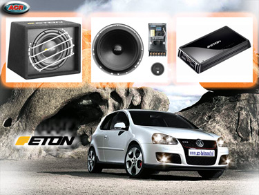 VW Audio Upgrade Soundsystem 2