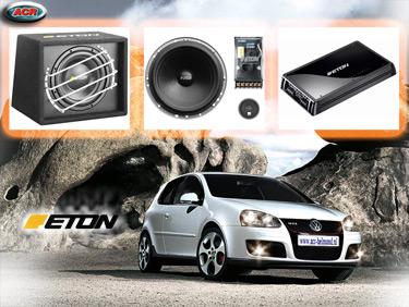 VW Audio Upgrade Soundsystem 2