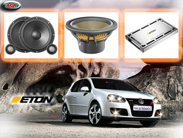 VW Audio Upgrade Soundsystem 6