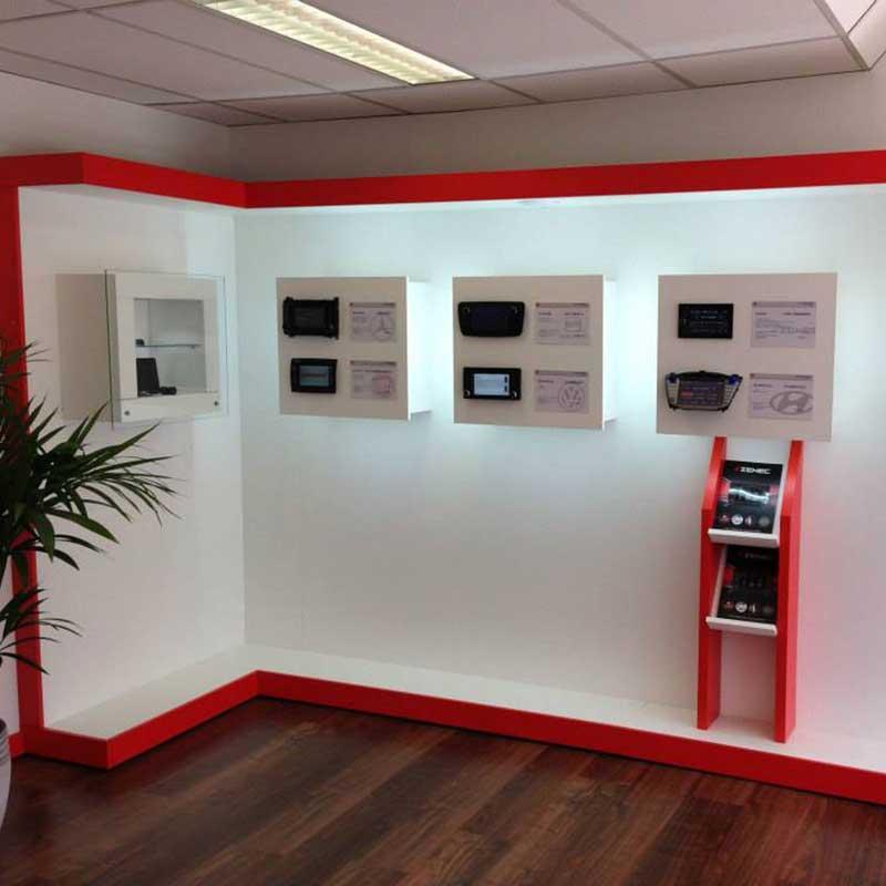 ACR Reijnders Helmond Winkel Showroom