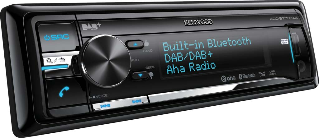 Kenwood KDC-BT73DAB-0