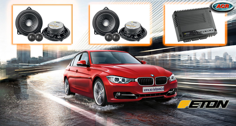 BMW Audio Upgrade Soundsystem 3-0