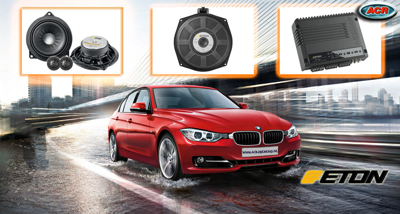 BMW Audio Upgrade Soundsystem 4-0