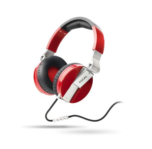 Focal Spirit One Red Hoofdtelefoon-0