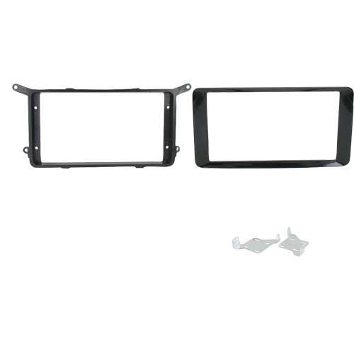 2-DIN Inbouw Frame-0