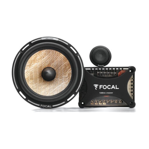 Focal PS165FX speakers auto caraudio