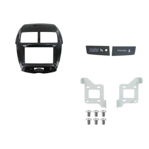 2 DIN Inbouwpaneel | Citroen | Peugeot-0