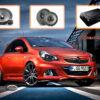 Opel Corsa D audio upgrade speakers set geluid sound set