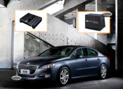 Peugeot 508 Audio Upgrade Speakers vervangen verbeteren geluid installatie hifi sound