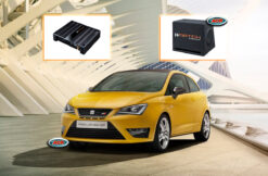 Seat Ibiza 6J Audio Upgrade Speakers vervangen verbeteren geluid installatie hifi sound