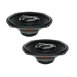 Hertz ECX690.5 hoedenplank speakerset ovale