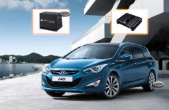 Hyundai i40 Audio Upgrade Speakers vervangen verbeteren geluid installatie hifi sound muziek