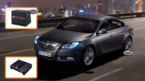 Opel Insignia Audio Upgrade Speakers vervangen verbeteren geluid installatie hifi sound muziek