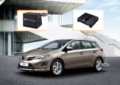 Toyota Auris E150-E180 Audio Upgrade Speakers vervangen verbeteren geluid installatie hifi sound muziek set