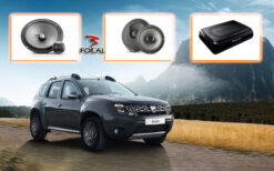 Dacia Duster Audio Upgrade Soundsystem 1-0