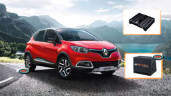 Renault Captur Audio Upgrade Soundsystem