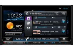 Kenwood DNN9150DAB Navigatie Wifi