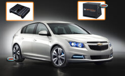 Chevrolet Cruze Audio Upgrade Speakers Set