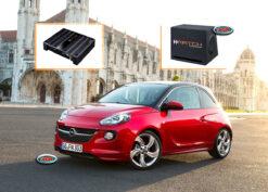Opel Adam Audio Upgrade speakers verbeteren