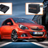 Opel Corsa D Audio Upgrade speakers