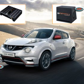 Nissan Juke Audio Upgrade Speakers Hifi Geluid