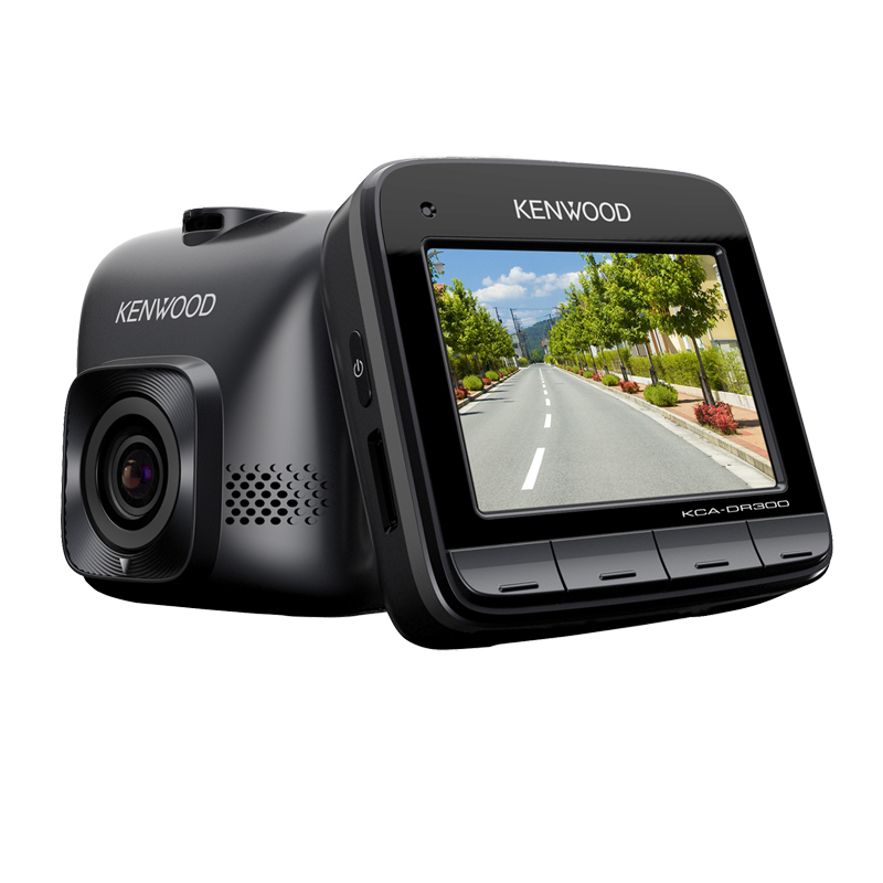 Kenwood KCA-DR300 GPS dashboard camera