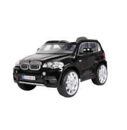BMW X5 Zwart Electrische auto accu