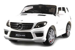 Mercedes-Benz ML63 Wit Electrische auto accu