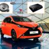 Toyota Aygo Audio Upgrade Speakers vervangen boxen