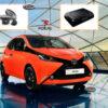 Toyota Aygo 2015 audio upgrade speakers vervangen