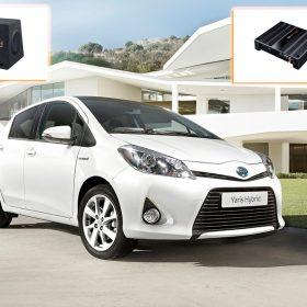 Toyota Yaris AUdio Upgrade Sound