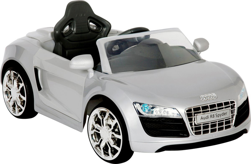 audi r8 zilver electrische auto acr reijnders helmond. Black Bedroom Furniture Sets. Home Design Ideas