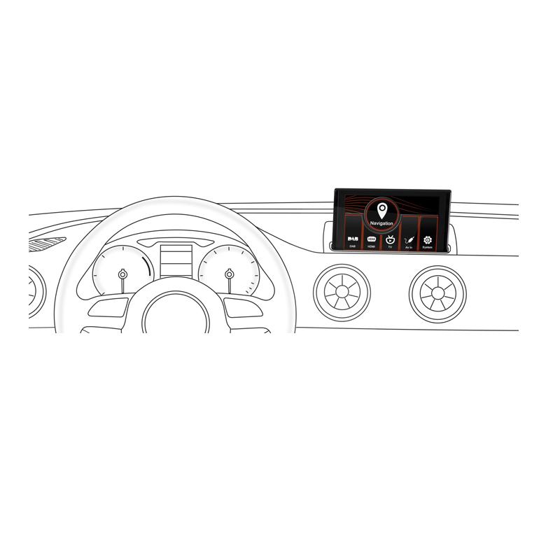 Adaptiv ADV-AU3 Audi Q3