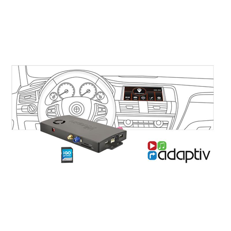 Adaptiv ADV-BM4 BMW X3 F25 Navigatie
