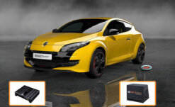 Renault Megane III Audio Upgrade