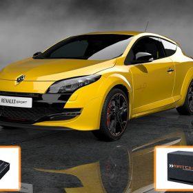 Renault Megane III Audio Upgrade